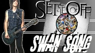 Set It Off - Swan Song Guitar Cover (w/ Tabs)