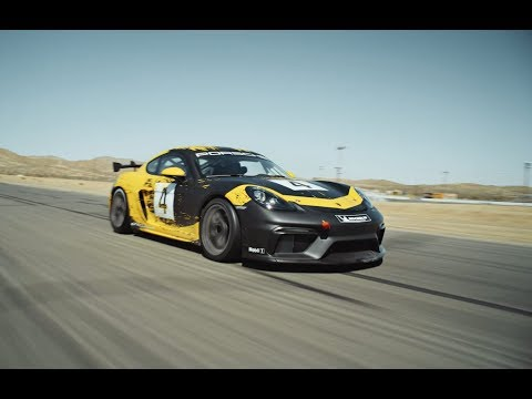 Perfectly Addicting: The new 718 Cayman GT4 Clubsport.