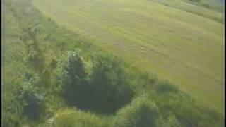 Первый полет по камере, FPV