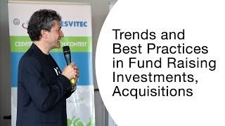 Entrepreneurship 360° - Trends and Best Practices in Fund Raising Investments, Acquisitions