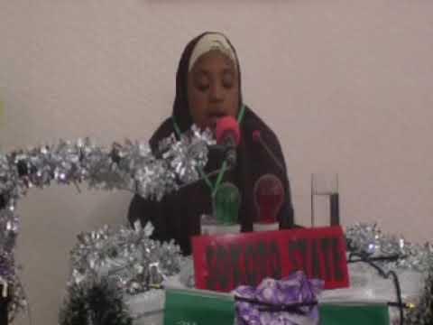 2014 Nigerian Musabaka: Sokoto State 60 Hizb Female Representative