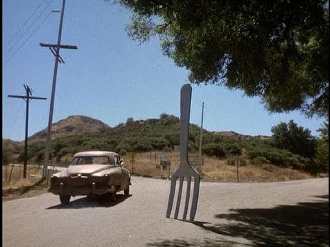 fork in the road
