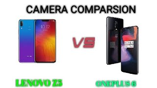 LENOVO Z5 VS ONEPLUS 6 CAMERA TEST COMPARISON