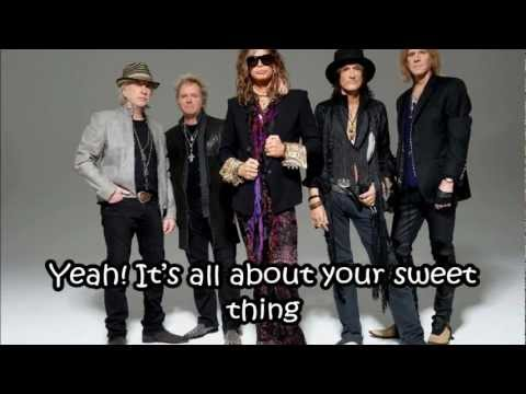 Aerosmith - Another Last Goodbye (with lyrics)
