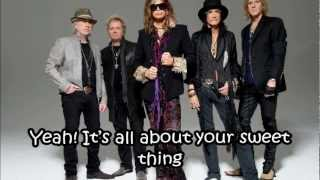 Aerosmith - Another Last Goodbye (with lyrics)