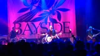 "Bayside - ""They Looked Like Strong Hands"" (Live in San Diego 3-11-15)"