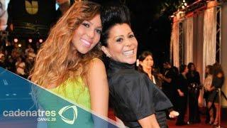 Alejandra Guzmán cantó junto a su hija Frida Sofía en Metepec