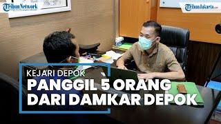 Dugaan Korupsi Damkar Depok, Kejari Panggil Eks Sekretaris dan Bendahara Kasus Pengadaan Sepatu 2018
