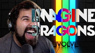 Imagine Dragons - Believer - (Cover by Caleb Hyles)