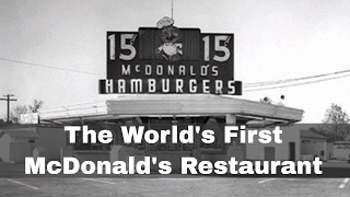 McDonald's - First Restaurant