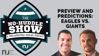 Preview and predictions: Eagles vs. Giants