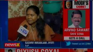 Narendra Modi Cabinet Minister List 2019: Sadhvi Niranjan Jyoti Interview on call from PMO Office