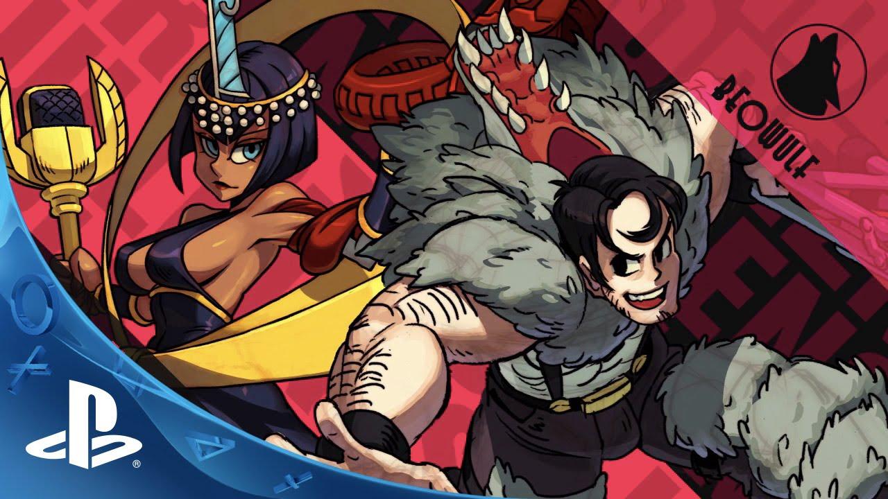 Skullgirls 2nd Encore disponible el 7 de julio
