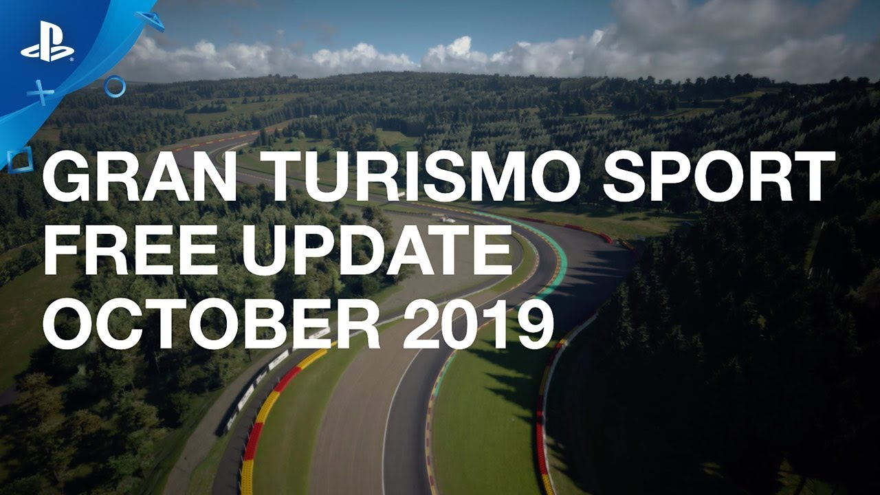 GT Sport Patch 1.45 Adds the Porsche Taycan and Spa-Francorchamps