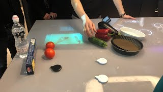 Kitchen Technology and Modern Lines Trending at EuroCucina 2018