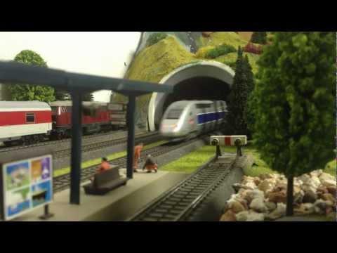 Märklin H0 Model Eisenbahn 2