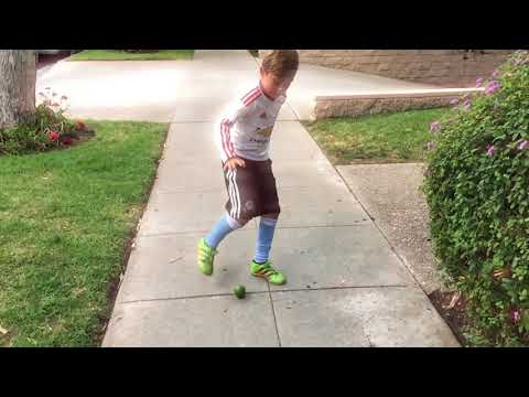 BRIGHTON LEE SAGAL - THE LIME  ( 7 year old soccer player )