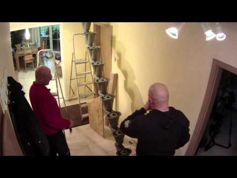 DIE WENDES Handwerker mit Herzblut - Folge 6: Projekt Treppe | BAUHAUS