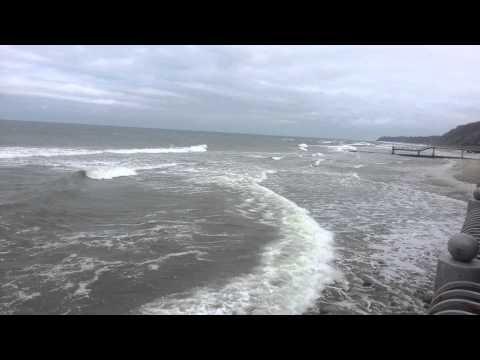 балтийское море, пляж