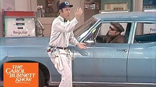 Service Station Attendant from The Carol Burnett Show (full sketch)