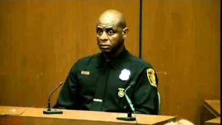 Conrad Murray Trial   Day 4, Part 10