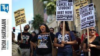 Should We Cancel All Student Debt Stephanie Kelton and Alex Lawson