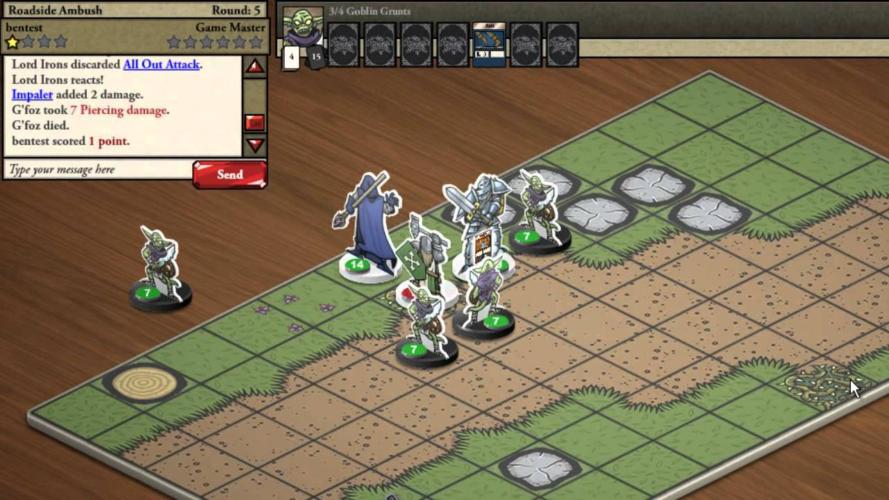 See The Awesome Deck-Building, Role-Playing Game Card Hunter In Action