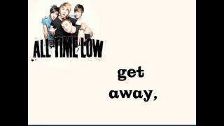 All Time Low - Under A Paper Moon HD (on-screen lyrics).wmv
