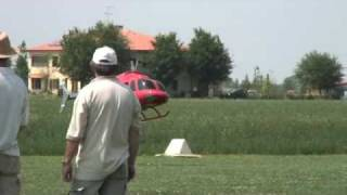 Biggest Electric RC Heli by Hacker