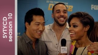 Jasmine Harper and Aaron Turner - SYTYCD 10 Top 14
