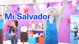 """Amy & Andy """"Mi Salvador"""" Videos cristianos. Canciones infantiles"""