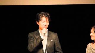 仲村亨映後Q&A台北電影節-東京陌生街道-3