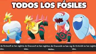 Arctozolt  - (Pokémon) - COMO CONSEGUIR los FÓSILES en POKÉMON ESPADA y ESCUDO DRACOZOLT - ARCTOZOLT - DRACOVISH - ARCTOVISH