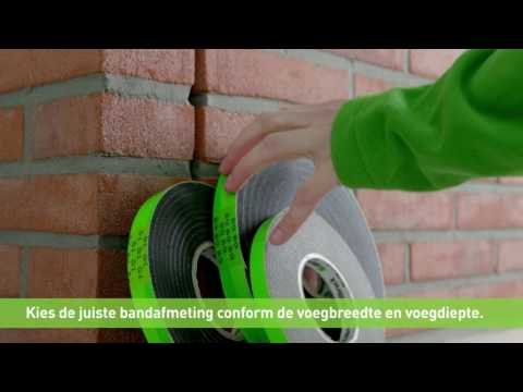 instructievideo illbruck TP600 15/7-12 rol 4,3mtr