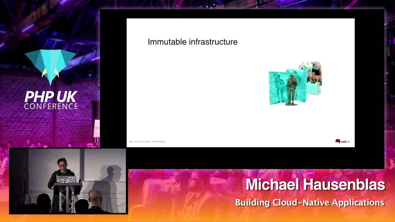 Building Cloud-Native Applications
