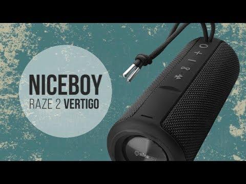 RECenze ● NICEBOY RAZE 2 vertigo + SOUTĚŽ !