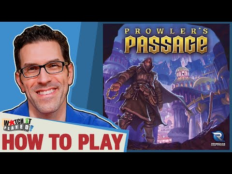 Prowler's Passage - How To Play, by Watch It Play