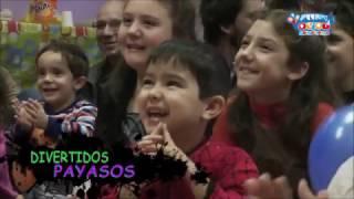 Animaciones de fiestas infantiles en Jaén cumpleaños comuniones a domicilio