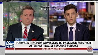 Harvard Rescinds Admission Over Racist Posts (Part 2) | The View