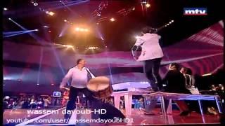 تحميل اغاني حسين الديك هيك منغني ناطر بنت المدرسة رووعة MP3