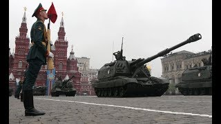 LIVE: Russia holds Victory Day parade on Red Square