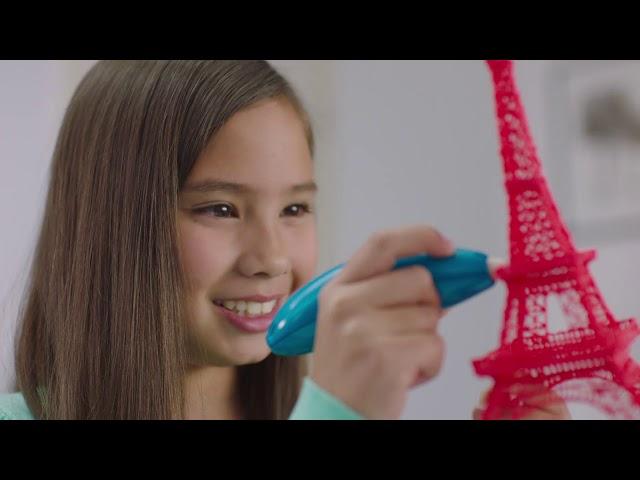 Набір Стрижнів Для 3D-Ручки 3Doodler Start (Помаранчевий)