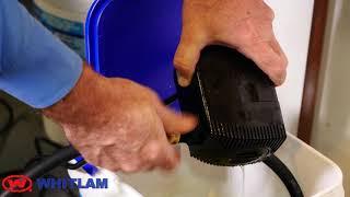 Watch JC Whitlam Flow Aide Biodegradable System Descaler