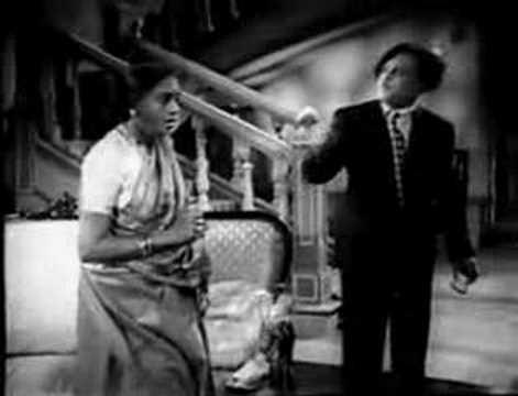 என்ன தான் தாயாரா இருந்தாலும் .....ரத்த  கண்ணீர் திரைப்பட காட்சி