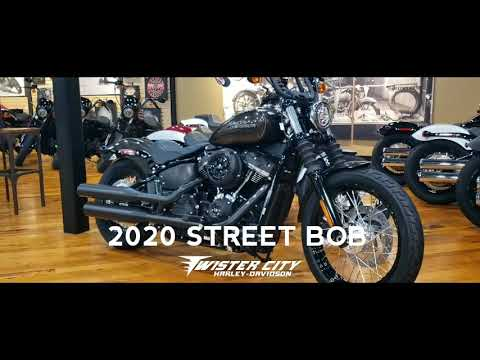2020 Harley-Davidson® Street Bob® : FXBB
