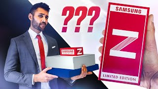 Mystery Samsung Smartphone Unboxing.
