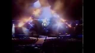 OZZY OSBOURNE I DONT WANT TO STOP AND THE WIZARD LIVE