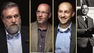 """Alan Jacobs, ND Wilson, and Douglas Wilson on """"The Narnian"""""""