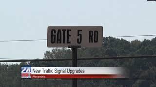 Alexandria Traffic Signals Upgrades