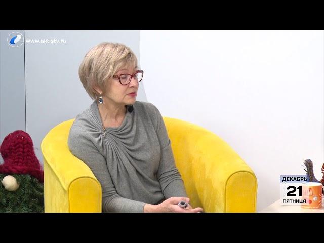 Гость программы «Новый день» Анна  Садовская